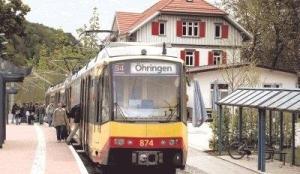 S4 in Kuenzelsau (Foto-Montage von Stimme.de)