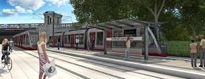 Die neue Stadtbahn für Hamburg