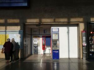 Heilbronn Bahnhofshalle