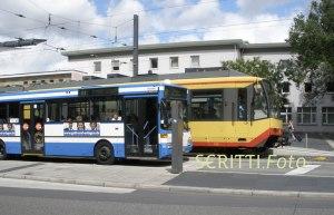 Stadtbahn und Stadtbus HN