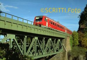Bad Wimpfen Bahnbrücke