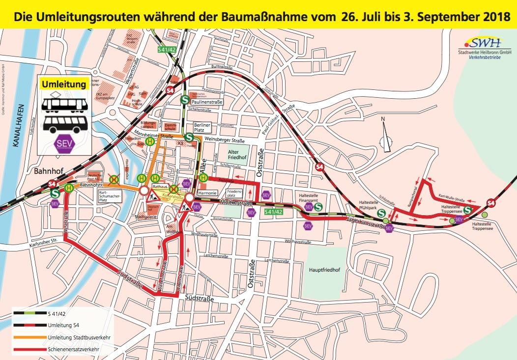 Stadtbahn-SEV
