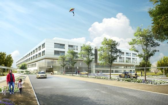 Klinikum_am_Gesundbrunnen_2._Bauabschnitt