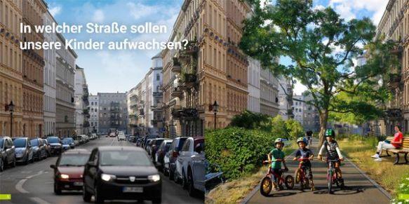 VCD-Straßen-Umgestaltung